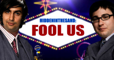 hiddeninthesand: Fool Us