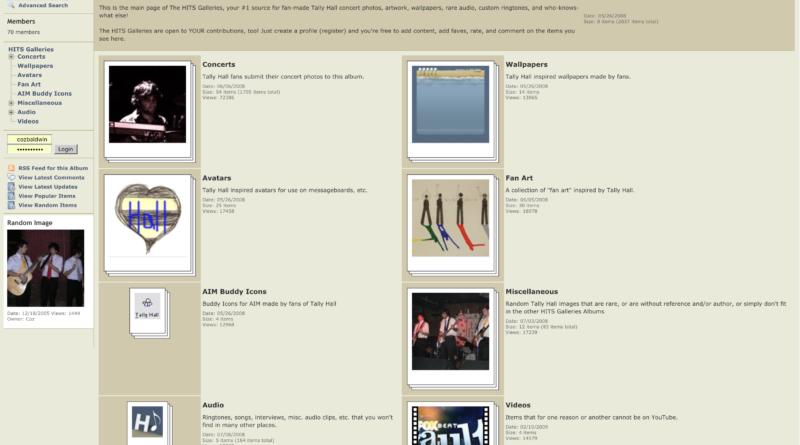 hits galleries Screenshot