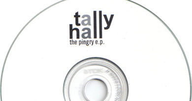 The top half of the Pingry EP disc