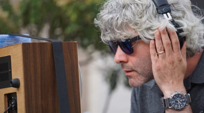 Ross Federman at Sonic Disco, 7/30/2021